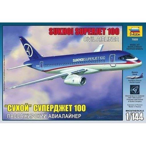 1:144 Sukhoi Superjet 100 1:144