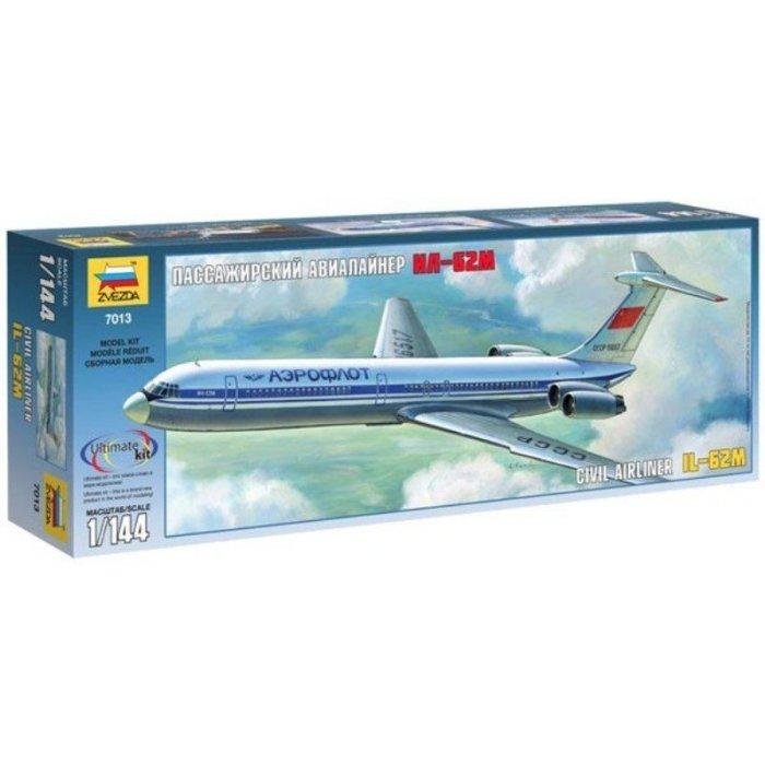 1:144 Ilyushin IL-62 'Aeroflot