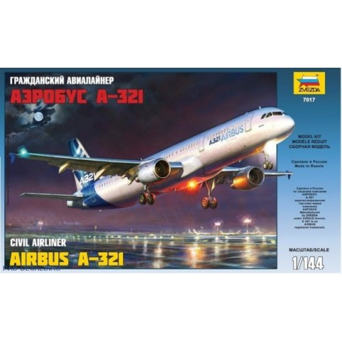 1:144 Airbus A-321 1:144