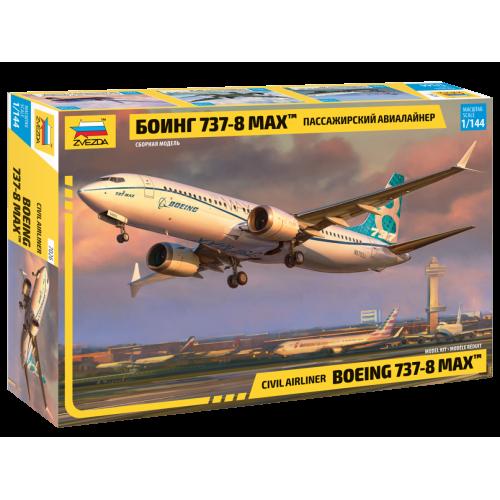 1:144 Passenger airliner