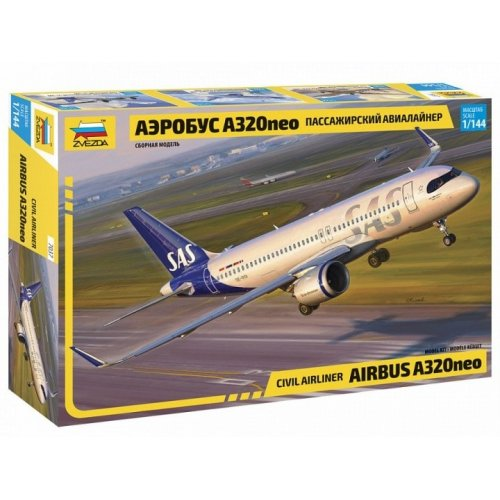 1:144 AIRBUS A 320 NEO 1:144