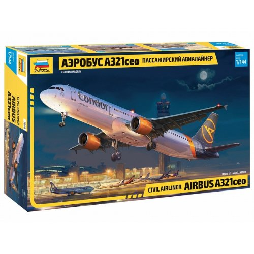 1:144 Civil airliner AIRBUS A321ceo 1:144