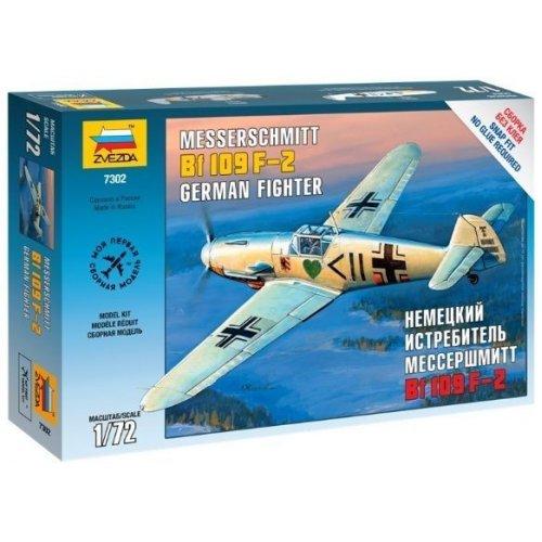 1:72 Messerschmitt Bf 109F-2 1:72